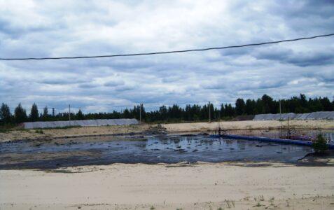 «ГЭС-Экотехнологии» допустило выброс диоксида серы при ликвидации «Черной дыры» в Дзержинске