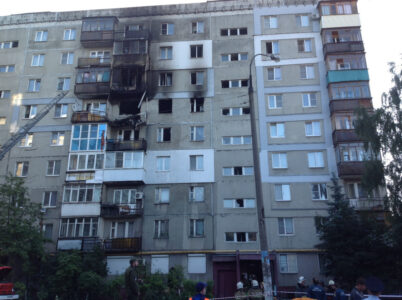Жильцы дома на Краснодонцев получили извещение с требованием снести здание самостоятельно