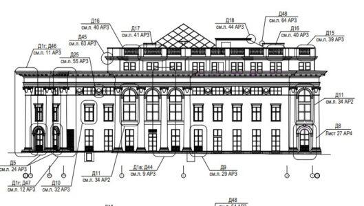 Из облбюджета выделят 85 млн рублей на декор нижегородского Дома правительства