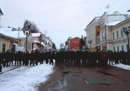 Минюст признал запрет митингов на Покровке противоречащим Конституции