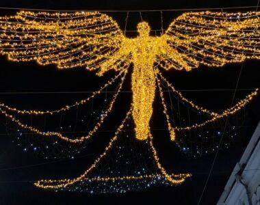 УГООКН НО не возражало против крепления новогодней иллюминации на Покровке