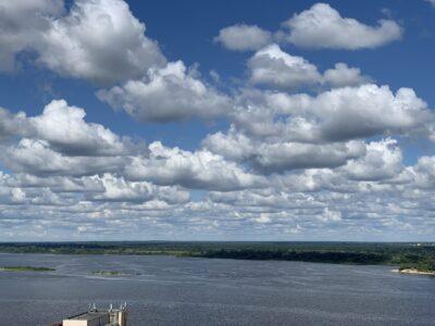 Нижний Новгород вошел в рейтинг самых «грязных» городов Волги