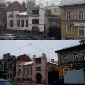 Владелец «Шахматного дома» оштрафован судом за задержку реставрации
