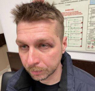 В Москве задержан оператор ФБК Павел Зеленский за пост про журналистку Славину