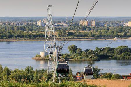 Мэрия продает акции АО «Нижегородские канатные дороги» за 190,7 млн рублей