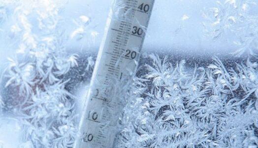 В феврале в Нижегородской области были зафиксированы рекордные с 1945 года морозы