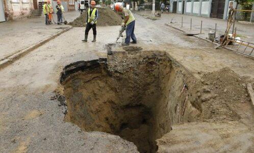 Два человека погибли при обрушении грунта в Сормовском районе