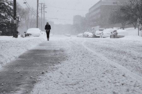 В Нижнем Новгороде возможны ЧС из-за ледяного дождя 26-27 февраля