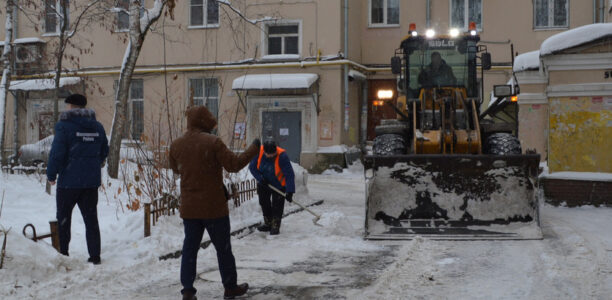 Техническую соль закупают за 25 млн рублей для четырех районов Нижнего Новгорода
