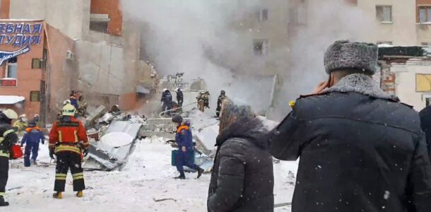 Режим ЧС введен на территории  Канавинского района из-за взрыва бытового газа