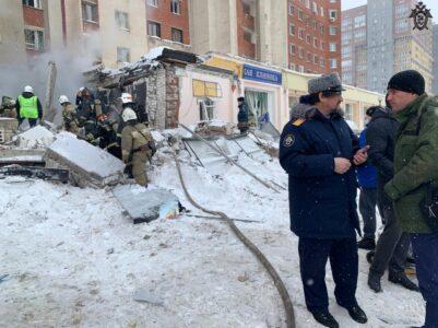 Число пострадавших при взрыве газа на Мещере достигло пяти