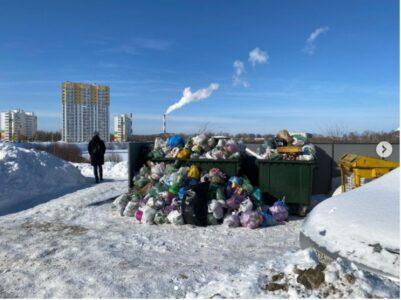 Более 80 фактов ненадлежащего вывоза мусора выявили в Нижегородской области за месяц