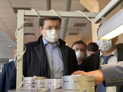 Никитин ужесточил коронавирусные ограничения в Нижегородской области