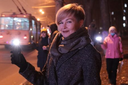 Нижегородскую журналистку Резонтову  обвинили в нарушении санитарных норм на митинге