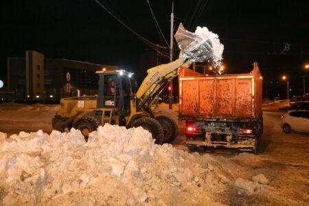 В Нижнем Новгороде выпало 203% месячной нормы осадков в феврале