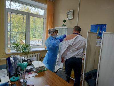 Вторую партию вакцины «Спутник Лайт» доставили в Нижегородскую область