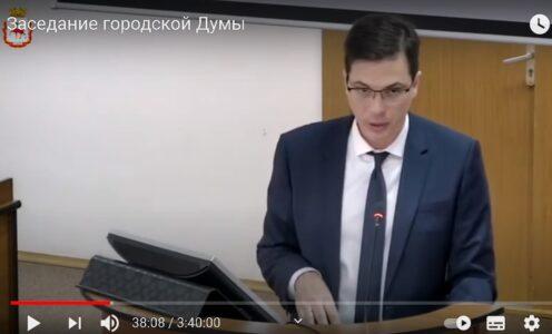 Отчет мэра Шалабаева: смелый налет оптимизма
