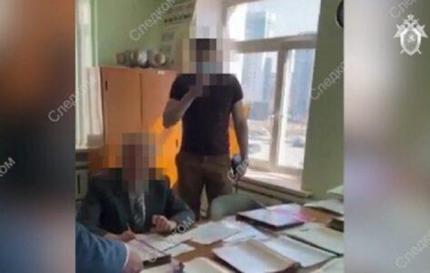 Профессор нижегородского вуза подозревается в получении взятки от студентов