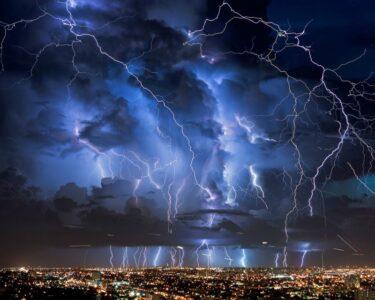 Град, гроза и сильный ветер ожидаются в Нижнем Новгороде 15 мая
