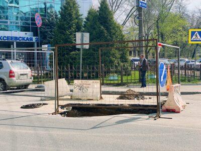 Ул. Алексеевскую перекроют 15 мая в Нижнем Новгороде