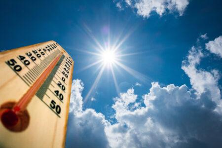 ЧС возможны в Нижнем Новгороде из-за жары 19-24 июня