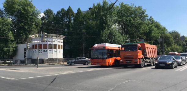 Движение приостановят по местному проезду проспекта Гагарина 20 октября
