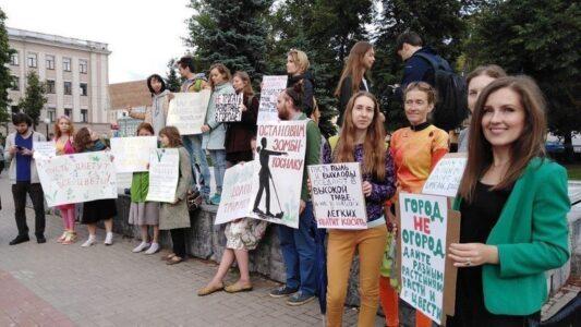 Нижегородские экологи создали петицию в защиту луговых газонов