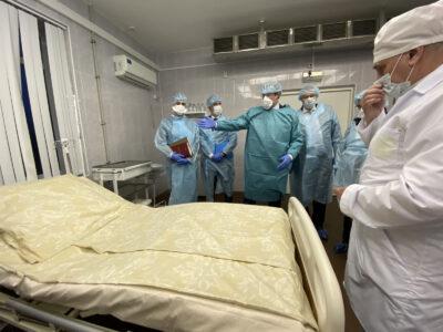 Еще 460 коек для больных коронавирусом развернули в Нижегородской области