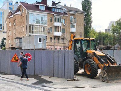 Улицу Семашко перекрыли в Нижнем Новгороде до 23 августа