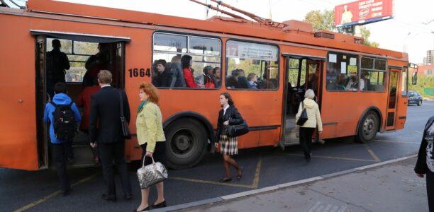 Износ нижегородских трамваев и троллейбусов  составляет 83,4%