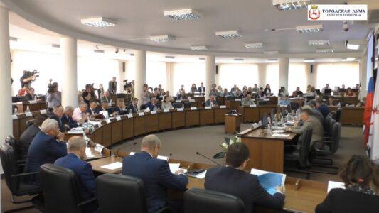Увеличился дефицит бюджета Нижнего Новгорода