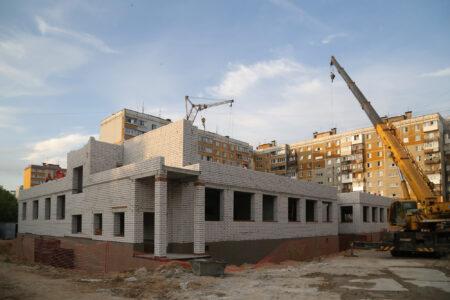 В Нижнем Новгороде сорваны сроки строительства детсада на улице Молитовской