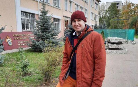 Михаилу Иосилевичу изменили меру пресечения на подписку о невыезде