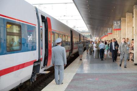 Вторую десятивагонную «Ласточку» пустят между Нижним Новгородом и Москвой с 1 ноября
